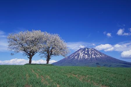Mount Yotei, Hokkaido, Japan