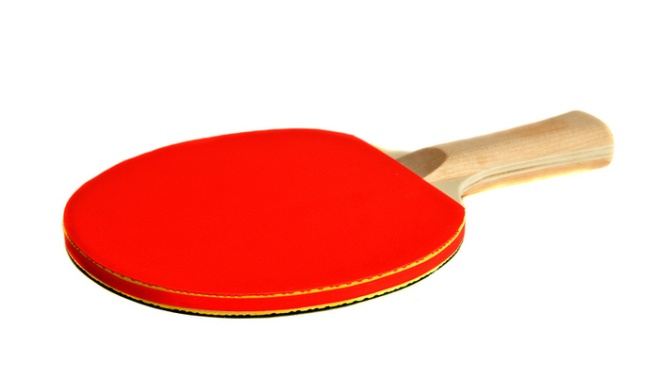From www.photo-dictionary.com misfiled under pingpong racket, rather than mammogram.