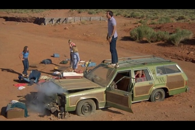 From National Lampoon's Vacation, via Pinterest.